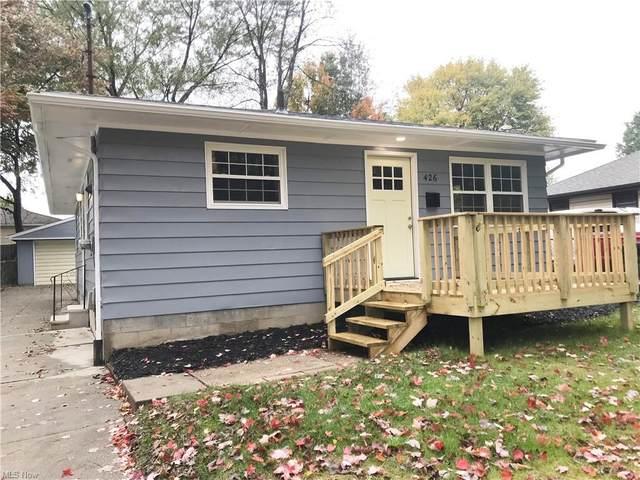 426 Lansing Road, Akron, OH 44312 (MLS #4328817) :: Keller Williams Chervenic Realty