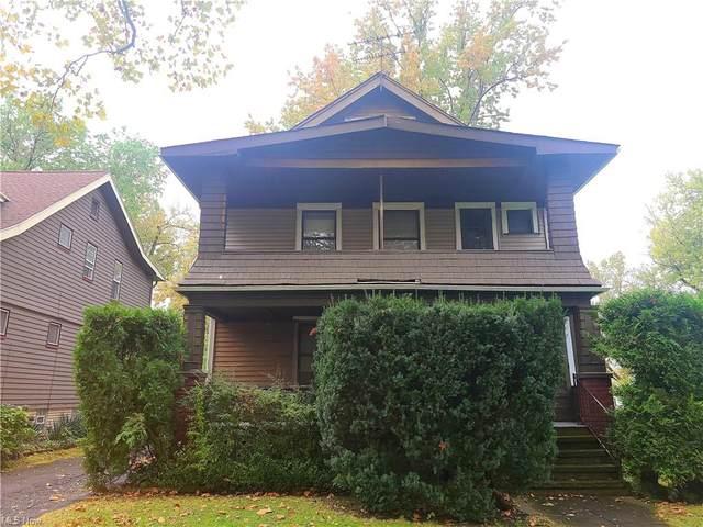 3768 Washington Park Boulevard, Newburgh Heights, OH 44105 (MLS #4328855) :: Keller Williams Chervenic Realty