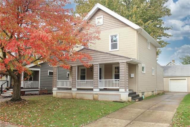 15122 Lanning Avenue, Lakewood, OH 44107 (MLS #4328895) :: Keller Williams Chervenic Realty
