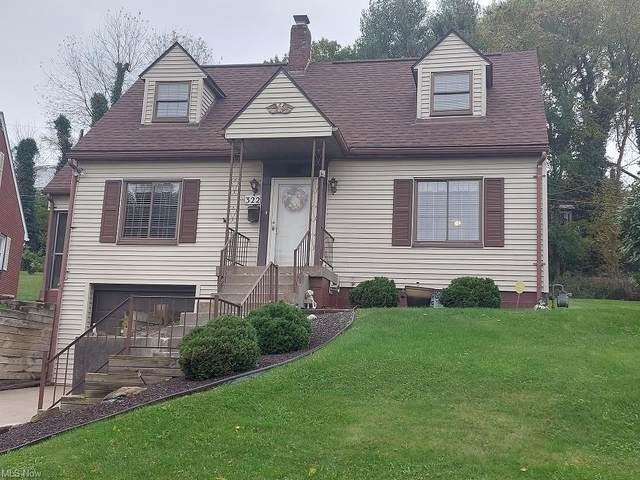 322 Wilma Avenue, Steubenville, OH 43952 (MLS #4328933) :: RE/MAX Edge Realty
