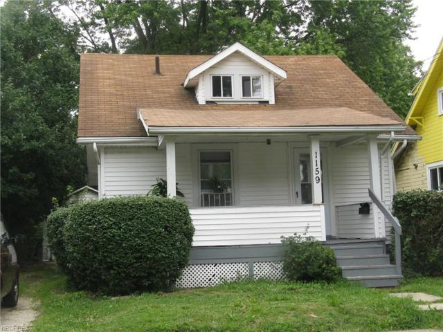 1159 Dietz Ave, Akron, OH 44301 (MLS #3837055) :: The Crockett Team, Howard Hanna