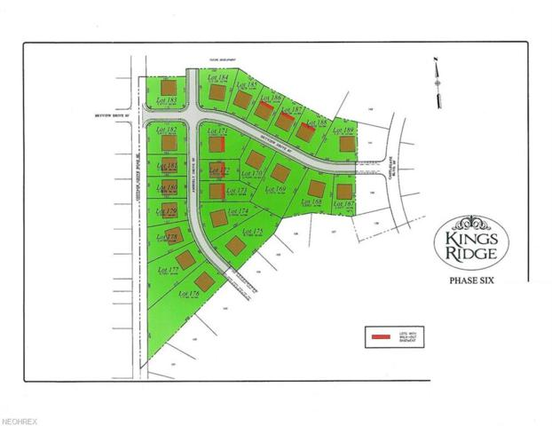Lot 179 Amberly Dr, Uniontown, OH 44685 (MLS #3891785) :: Keller Williams Chervenic Realty
