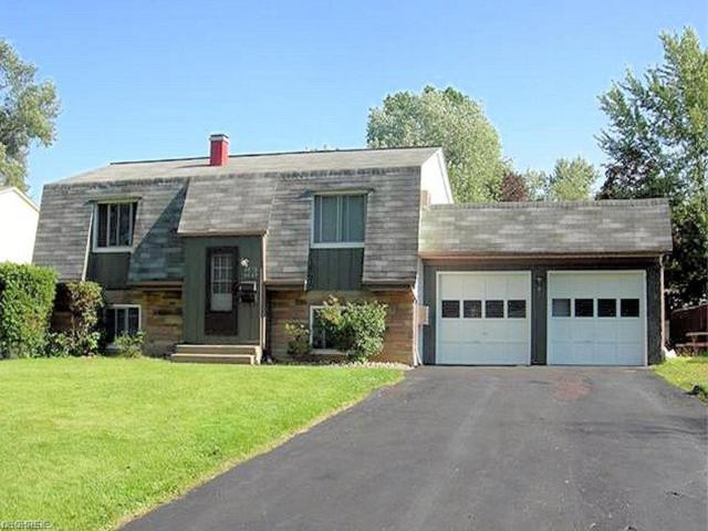 4458 Washington Square Dr, Austintown, OH 44515 (MLS #3915977) :: RE/MAX Valley Real Estate