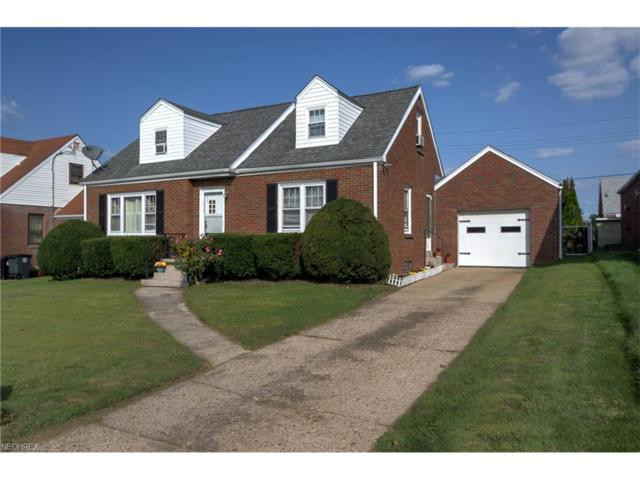 346 Westwood Dr, Steubenville, OH 43953 (MLS #3934171) :: Keller Williams Chervenic Realty