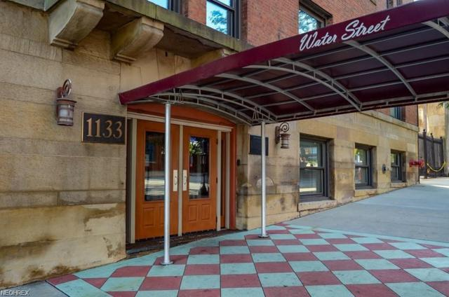 1133 W 9th St #409, Cleveland, OH 44113 (MLS #3942306) :: RE/MAX Trends Realty
