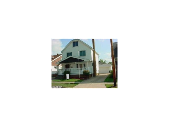 10306 Russell Ave, Garfield Heights, OH 44125 (MLS #3945201) :: The Crockett Team, Howard Hanna