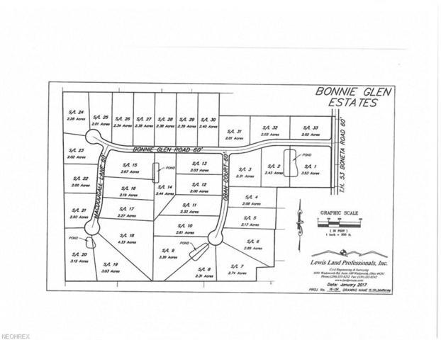 2480-S/L 1 Bonnie Glen Rd, Medina, OH 44256 (MLS #3948097) :: RE/MAX Edge Realty