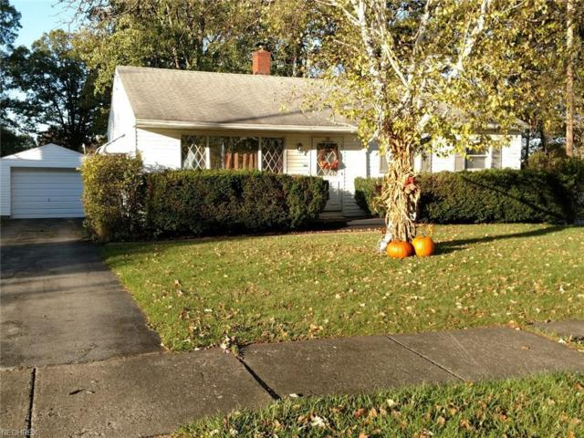 3370 Quentin Dr, Youngstown, OH 44511 (MLS #3949553) :: RE/MAX Valley Real Estate