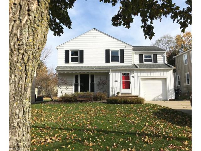 1443 Grenleigh Rd, Lyndhurst, OH 44124 (MLS #3956091) :: The Crockett Team, Howard Hanna