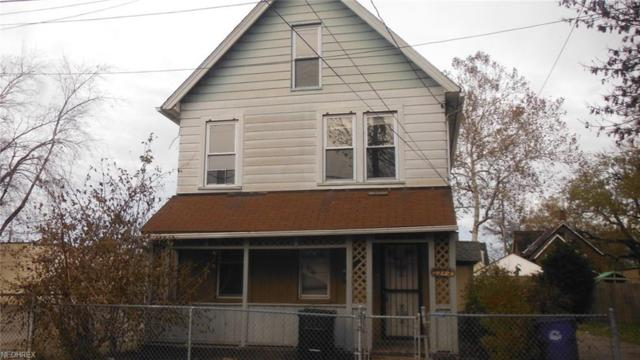 1373 E 52nd St, Cleveland, OH 44103 (MLS #3956381) :: RE/MAX Edge Realty