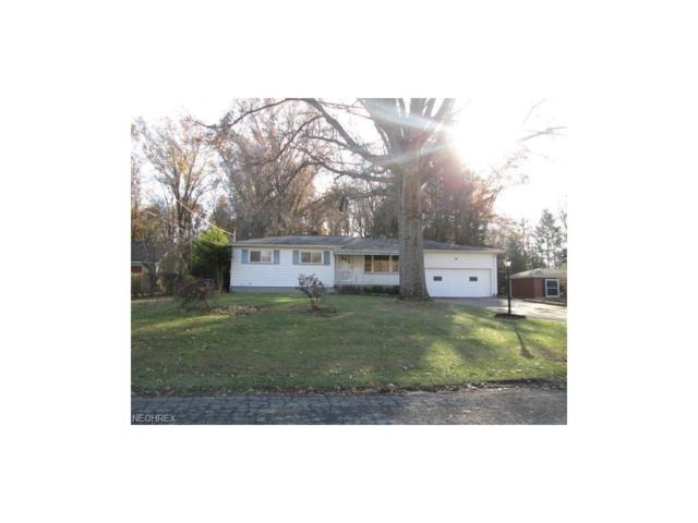 811 Kiwana Dr, Youngstown, OH 44512 (MLS #3960657) :: RE/MAX Valley Real Estate