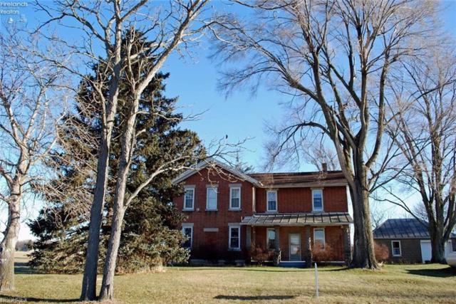 2639 Finefrock Rd, Fremont, OH 43420 (MLS #3961175) :: Keller Williams Chervenic Realty