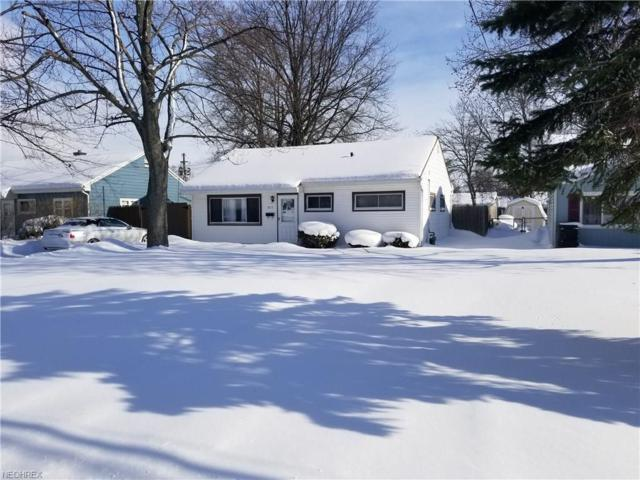 4715 Corduroy Rd, Mentor, OH 44060 (MLS #3964012) :: Keller Williams Chervenic Realty
