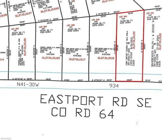 Eastport Ave, Dennison, OH 44621 (MLS #3964374) :: PERNUS & DRENIK Team