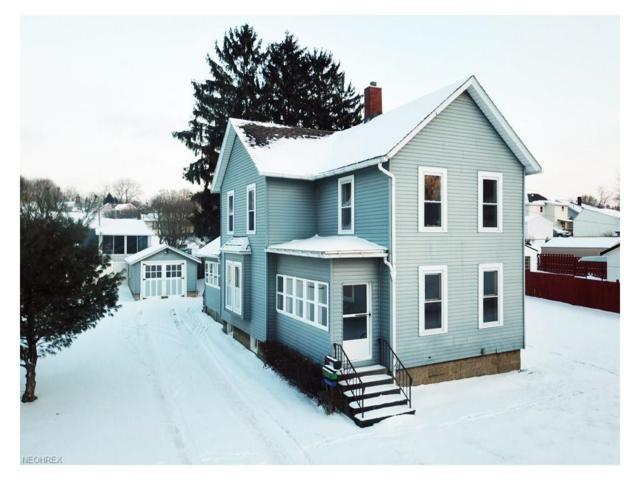 635 Charles Ave, Barberton, OH 44203 (MLS #3967121) :: Keller Williams Chervenic Realty