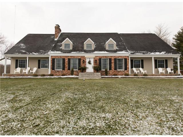 2176 S Cleveland Massillon Rd, Copley, OH 44321 (MLS #3968034) :: Tammy Grogan and Associates at Cutler Real Estate