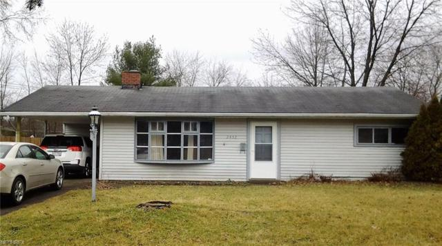 2452 Amberly Dr, Austintown, OH 44511 (MLS #3973734) :: RE/MAX Valley Real Estate