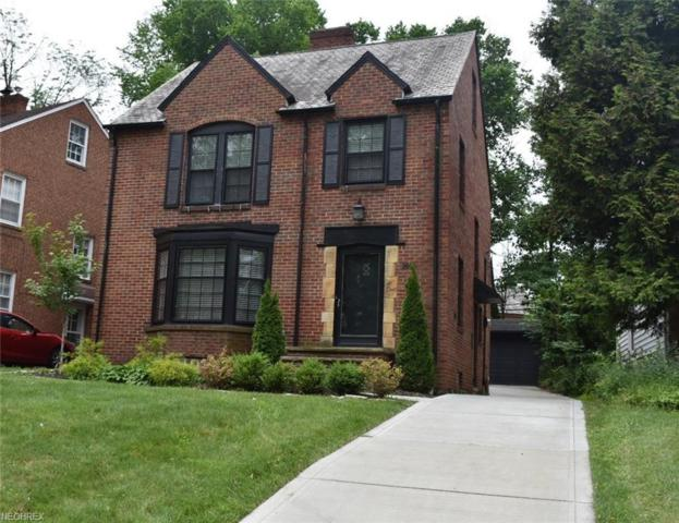 3806 Westwood Rd, University Heights, OH 44118 (MLS #3973866) :: The Crockett Team, Howard Hanna