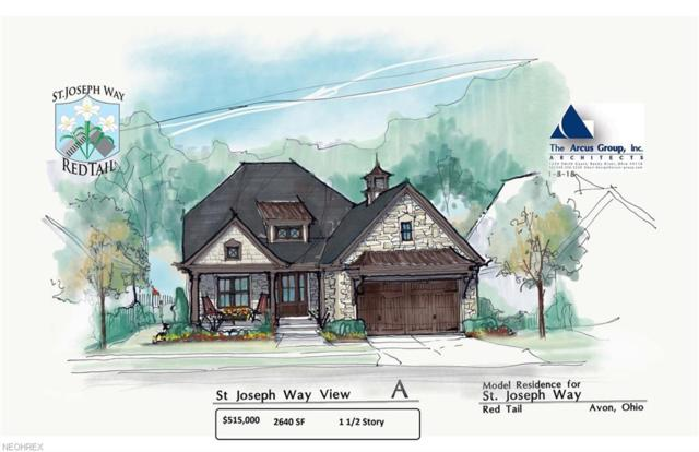 4641 St. Joseph Way S/L 577, Avon, OH 44011 (MLS #3977343) :: The Crockett Team, Howard Hanna