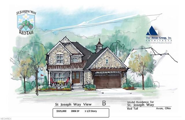 4639 St. Joseph Way S/L 576, Avon, OH 44011 (MLS #3977375) :: Keller Williams Chervenic Realty