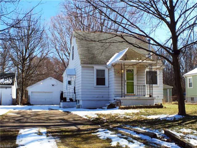 4109 Russell Ave, Lorain, OH 44055 (MLS #3977721) :: Keller Williams Chervenic Realty