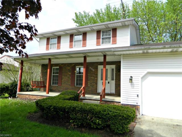 1134 Lantern Ln, Niles, OH 44446 (MLS #3981926) :: The Crockett Team, Howard Hanna