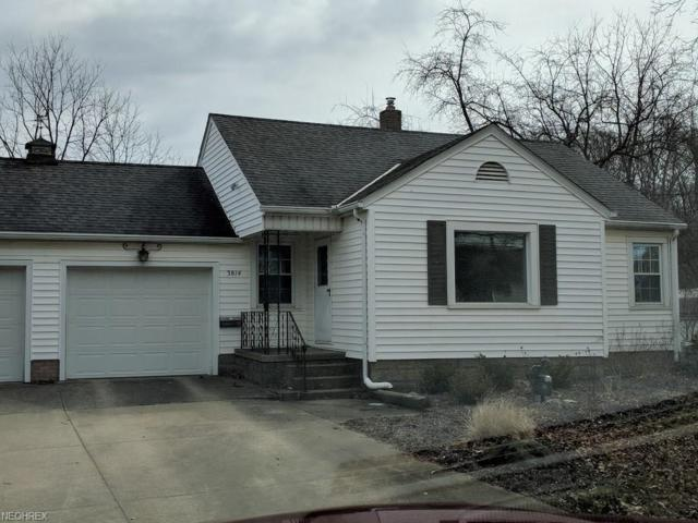 3814 Amherst Ave NW, Massillon, OH 44646 (MLS #3981938) :: Keller Williams Chervenic Realty