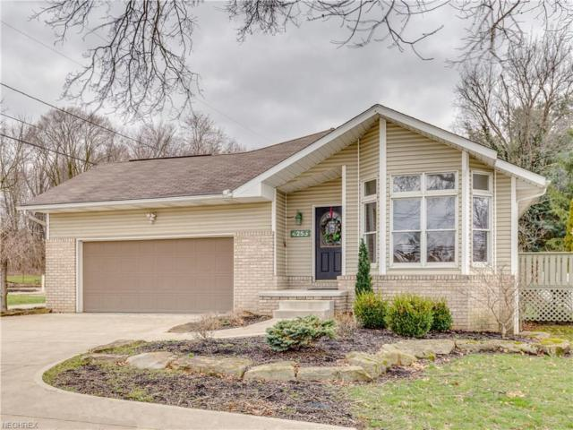 4255 Wales Ave NW, Massillon, OH 44646 (MLS #3983136) :: Keller Williams Chervenic Realty