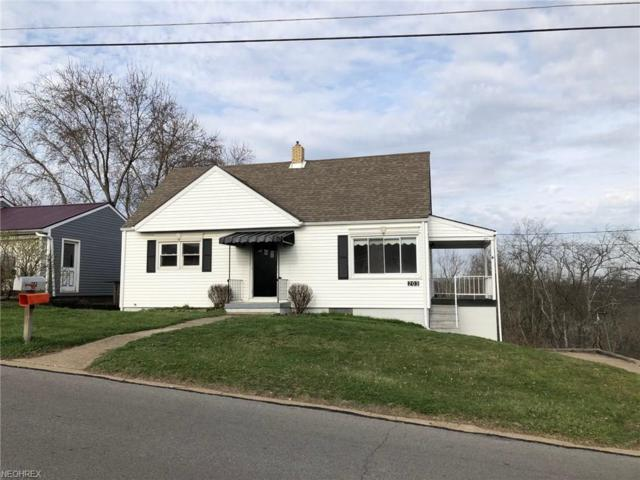 203 Leonard Ave, Wintersville, OH 43953 (MLS #3984550) :: Keller Williams Chervenic Realty