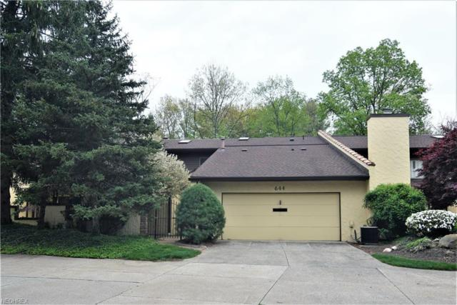 644 Hampton Ridge Dr, Akron, OH 44313 (MLS #3986043) :: RE/MAX Trends Realty