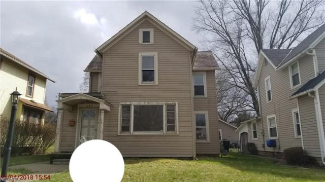 1145 Kenilworth Ave, Coshocton, OH 43812 (MLS #3986118) :: Keller Williams Chervenic Realty