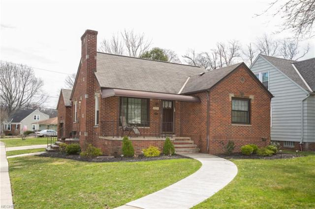 4491 W 210th St, Fairview Park, OH 44126 (MLS #3988318) :: Keller Williams Chervenic Realty
