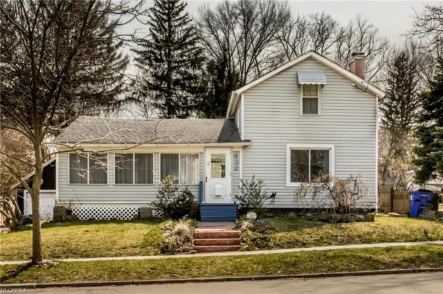 432 Rockwell St, Kent, OH 44240 (MLS #3988475) :: Keller Williams Chervenic Realty
