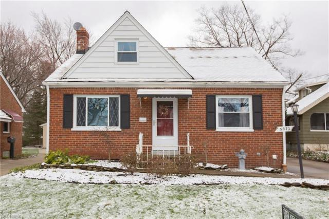 5372 Summit, Lyndhurst, OH 44124 (MLS #3990231) :: Keller Williams Chervenic Realty