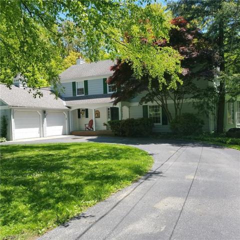 175 Hickory Ln, Moreland Hills, OH 44022 (MLS #3991755) :: The Crockett Team, Howard Hanna