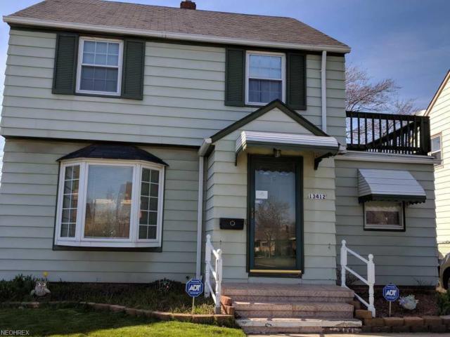 13412 Bellaire Rd, Cleveland, OH 44135 (MLS #3994256) :: PERNUS & DRENIK Team