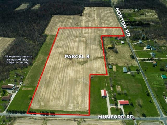 Parcel B Mumford Rd, Hiram, OH 44231 (MLS #3995052) :: RE/MAX Edge Realty