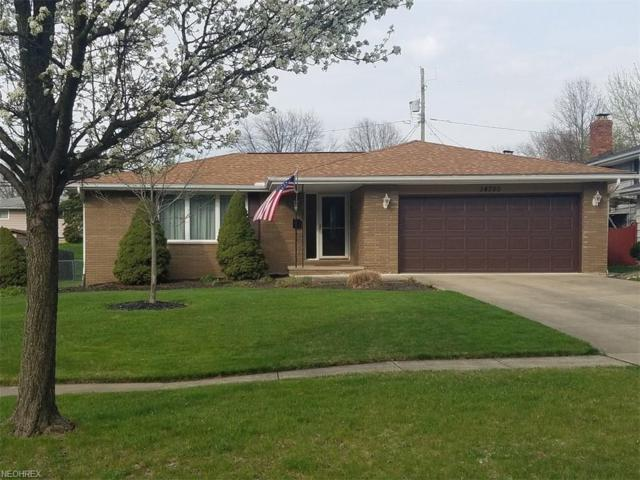 14700 Indian Creek Dr, Middleburg Heights, OH 44130 (MLS #3995104) :: The Crockett Team, Howard Hanna