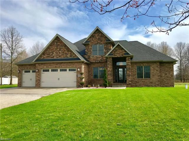 3205 Hallock Young Rd SW, Lordstown, OH 44481 (MLS #3995554) :: The Crockett Team, Howard Hanna