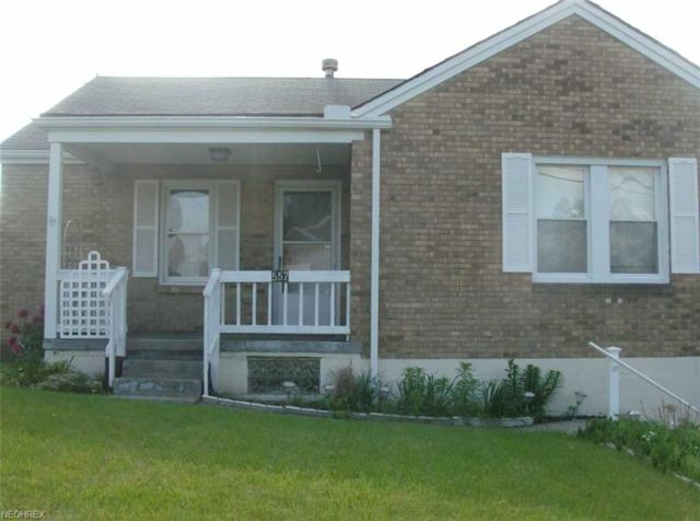 557 Titus St, Weirton, WV 26062 (MLS #4001698) :: The Crockett Team, Howard Hanna