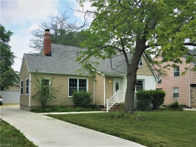 1242 S Belvoir Blvd, South Euclid, OH 44121 (MLS #4004242) :: The Crockett Team, Howard Hanna