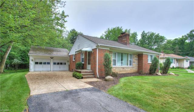 2170 Mapleview Dr, Seven Hills, OH 44131 (MLS #4007581) :: The Crockett Team, Howard Hanna