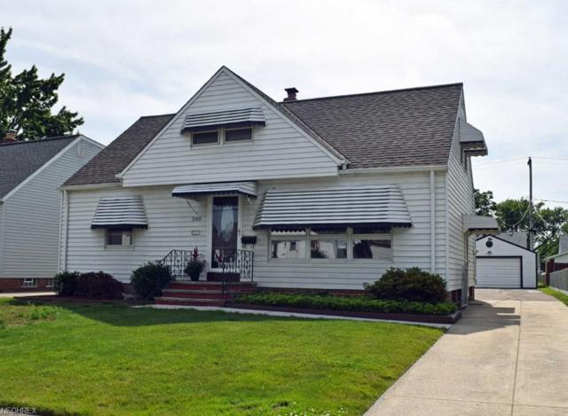 380 Clarmont Rd, Willowick, OH 44095 (MLS #4009093) :: PERNUS & DRENIK Team