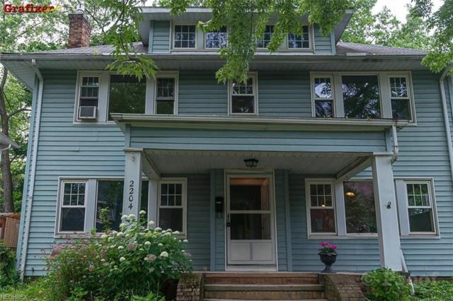 2204 Lamberton Rd, Cleveland Heights, OH 44118 (MLS #4009951) :: RE/MAX Trends Realty