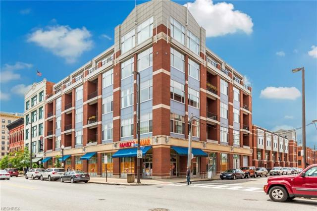 1951 W 26 St #317, Cleveland, OH 44113 (MLS #4010185) :: The Crockett Team, Howard Hanna