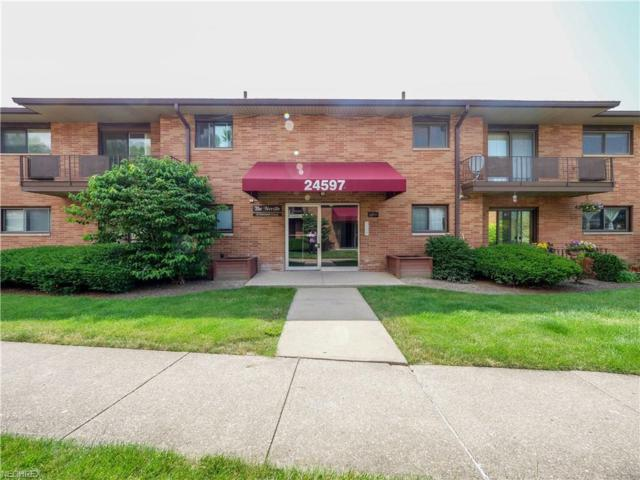 24597 Clareshire Dr #201, North Olmsted, OH 44070 (MLS #4011197) :: The Crockett Team, Howard Hanna