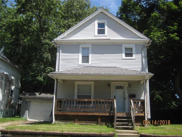 371 Lillian St, Akron, OH 44307 (MLS #4011381) :: The Crockett Team, Howard Hanna