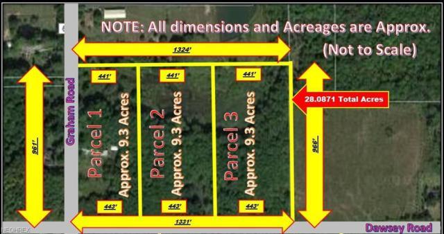 3526 Graham Rd, Rock Creek, OH 44084 (MLS #4014474) :: PERNUS & DRENIK Team