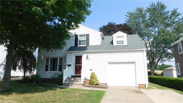 1283 Gordon Rd, Lyndhurst, OH 44124 (MLS #4014950) :: RE/MAX Edge Realty
