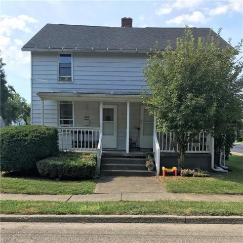 223 School St, Hubbard, OH 44425 (MLS #4020224) :: The Crockett Team, Howard Hanna